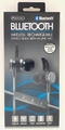 Sentry Bluetooth, Rechargeable, Metal Ear Buds with Built In Microphone, BT250GY