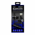 Sentry Bluetooth, Rechargeable, Metal Ear Buds with Built In Microphone, BT250BL