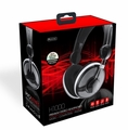 Sentry Premium Headphone with In-Line Mic & Detachable Mic, H1000