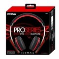 Sentry Pro Series Studio Style Headphone with Click Control Mic, H2000