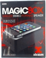 Sentry Xtraem Magic Box, Wireless Stereo Portable Speaker, SPMAG