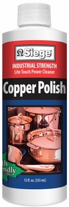 Siege Copper Polish, 12 oz, Earth Friendly, Made in USA, 765L