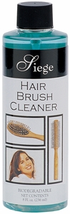 Siege Hair Brush Cleaner, 8 oz, Made in USA, 902