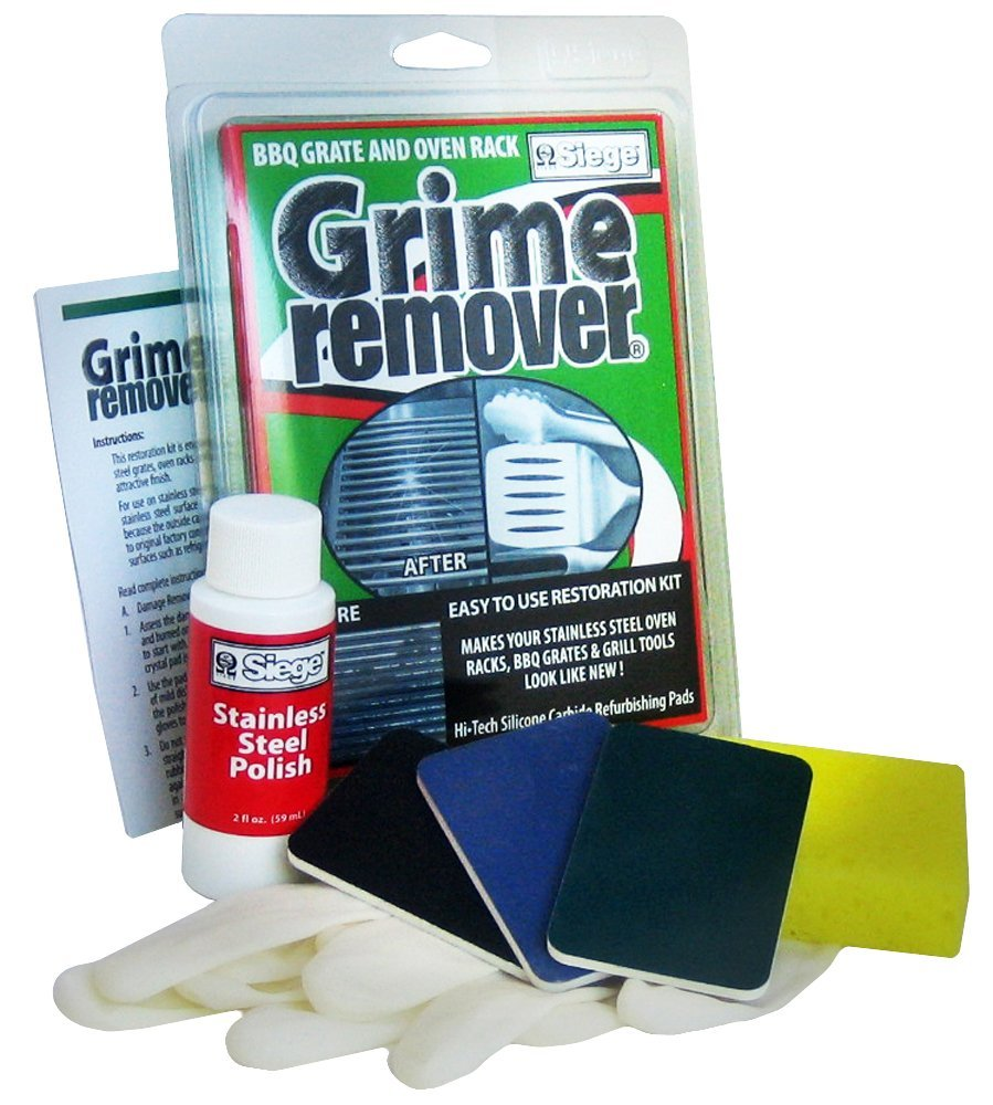 63000 Stainless Steel Grime Remover