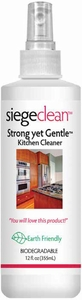 Siege Strong Yet Gentle Kitchen Cleaner, 12 oz, Made in USA, 752