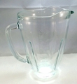 Sunbeam / Oster Fusion Glass Blender Jar, 118513-000-000