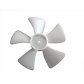 "Supco FB650 6-1/2"" Plastic Fan Blade, AP4502807, FB650"