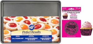 Sweet Treat Cupcake Creations Baking Cups & Pan Set, W0109-90522