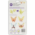 Wilton 4 Cavity 3D Butterfly Wings Candy Mold, 2115-0013