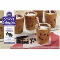 Wilton 6 Cavity Sweet Shooters Cookie Shot Glass Pan Set, 2105-5746