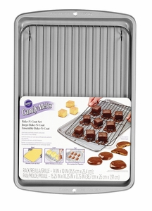 Wilton Bake-N-Coat Set Candy Melts, 2105-0170