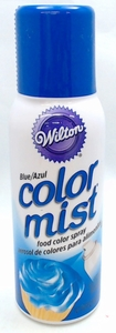 Wilton Blue Color Mist Food Color Spray, 710-5501