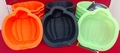 Wilton Silicone, 18 Pack Mini Pumpkin Molds, 2109-3263, WSMPM18PK