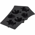 Wilton Silicone, 6 Cavity Haunted House Mini Treat Mold, 2105-4635
