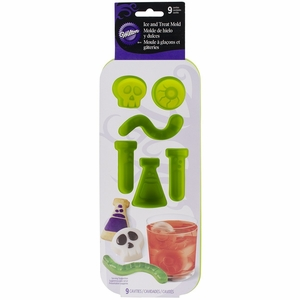 Wilton Silicone, 9 Cavity Science Lab Ice & Treat Mold, 570-0116