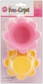Wilton Silicone Flower Baking Cups, 12 Count, 415-9450
