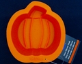 Wilton Silicone, Orange Mini Pumpkin Mold, 2105-5480