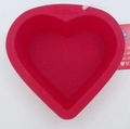 Wilton Silicone, Red Mini Heart Mold, 2105-3112