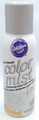 Wilton Silver Color Mist Shimmering Food Color Spray, 710-5521