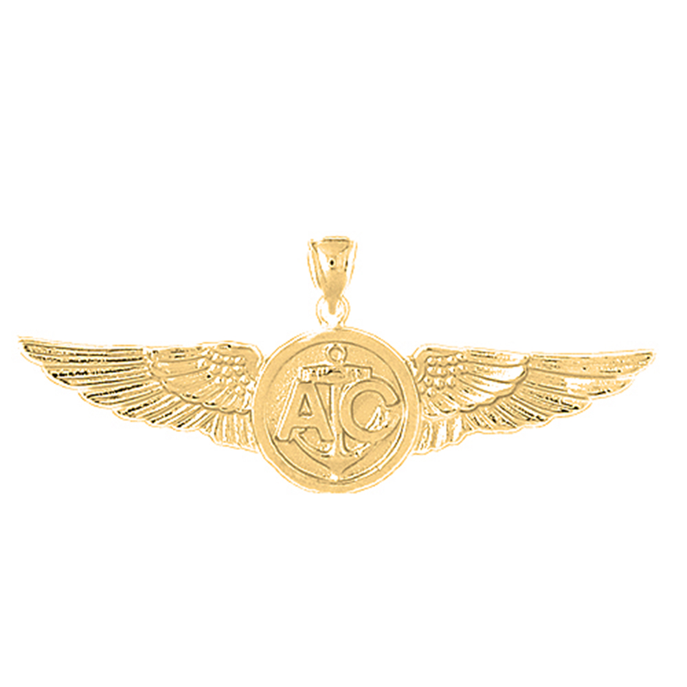 10k 14k or 18k gold united states navy pendant az4653dz 10k 14k or 18k gold united states navy pendant aloadofball Choice Image