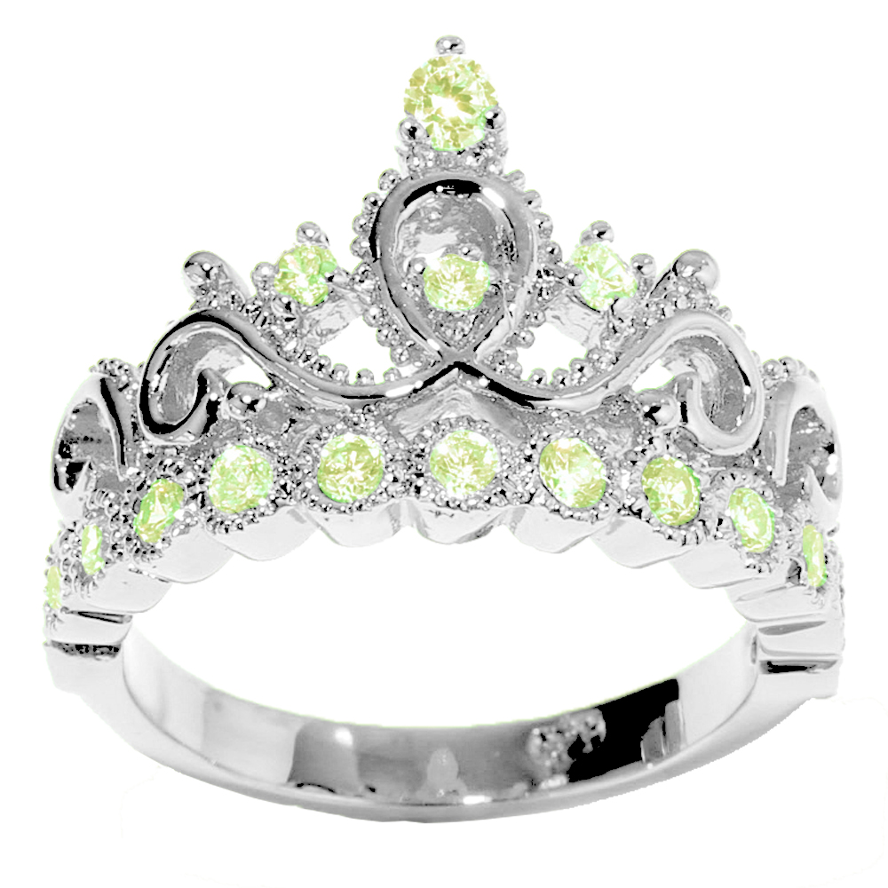 wedding of birthstone for elegant best peridot rings august