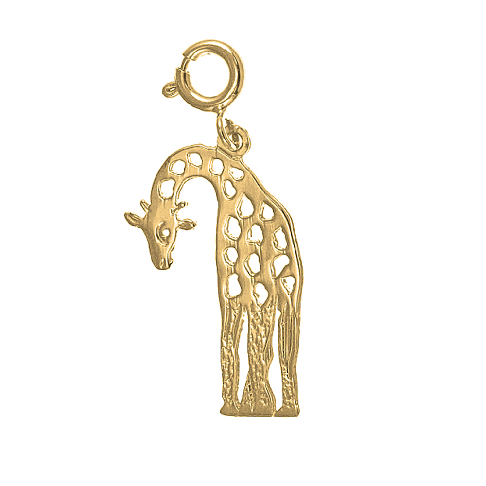 watches sterling gold overstock jewelry product over swarovski pendant on in plated crystaluxe giraffe elements free orders silver crystals with shipping