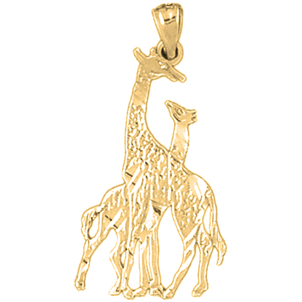 happy chain silver green pendant product giraffe amber with compressor