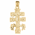 Caravaca Crucifix Pendants
