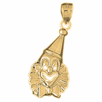 Clown Pendants