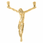 Corpus - Crucified Christ Pendants