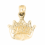 Crown Pendants