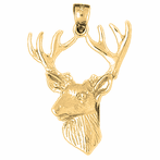 Deer Pendants