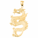 Dragon Pendants