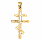Eastern Orthodox Cross Pendants