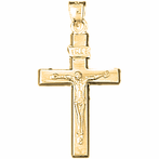 INRI Crucifix Pendants