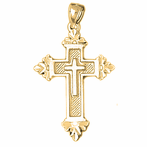 Latin Cross Pendants