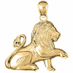 Lion Pendants