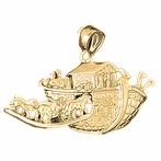 Noah's Ark Pendants