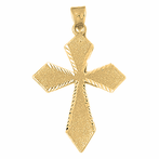 Passion Cross Pendants