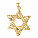 Star of David Pendants