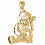 Teddy Bear Pendants