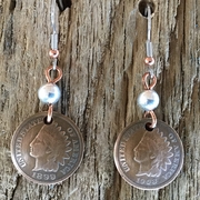 Indian Head Penny Dangle