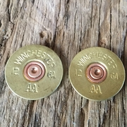 Shotgun Shell Post Earrings