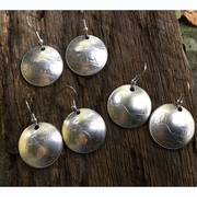 State Quarter Earrings on Wire. Any State Quarters Earrings. Quarters