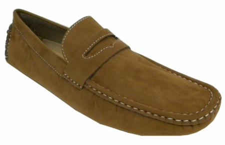 AC Scotch Penny Moc Casual Driving Shoes 6516 IS - click to enlarge