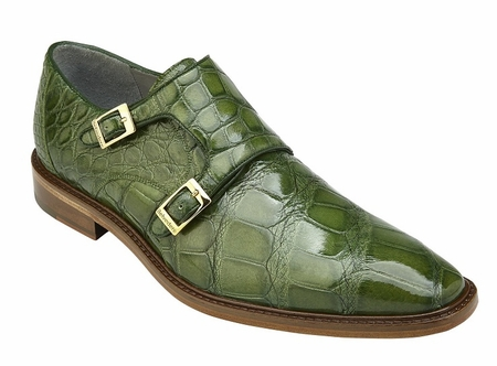 Alligator Shoes |Mens Exotic Skin Shoes