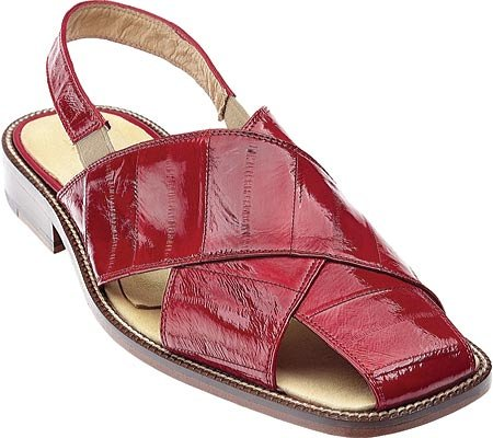 Belvedere Exotic Skin Sandals