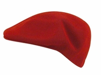 Kangol Hats Mens Red Tropic 504 Cap