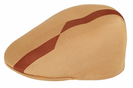 Kangol Mens Honey Slit Stripe 507 Cap - click to enlarge