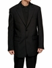 Mens Cheap Black Suit Discounted on Sale N2PP